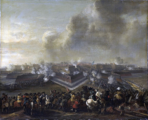 Recapture of Coevorden from the bishop of Münster